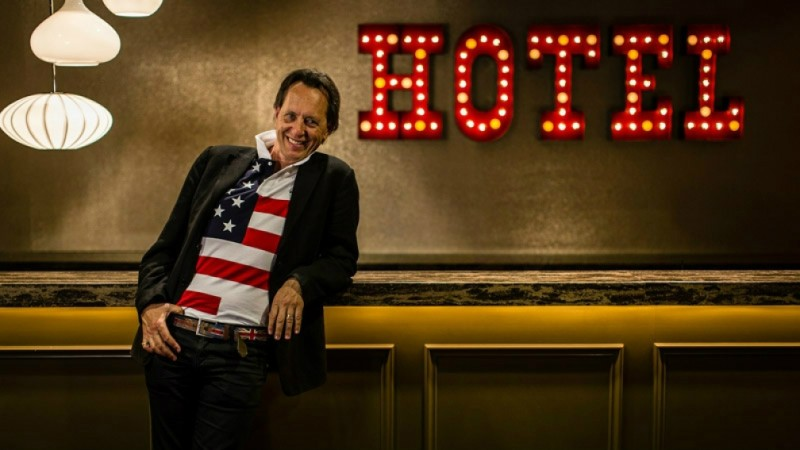Richard E Grant's Hotel Secrets