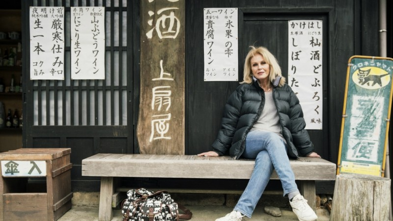 Joanna Lumleys Japan