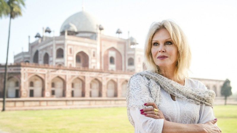 Joanna Lumleys India